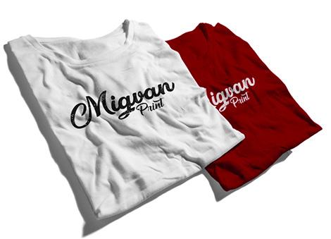 חולצות עם הדפסה אישית