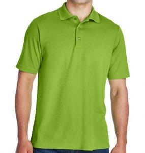 פולו גברים ירוק תפוח