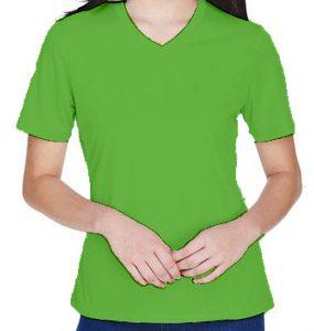 דרייפיט נשים ירוק תפוח