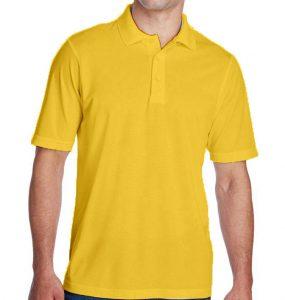 פולו גברים צהוב לימון