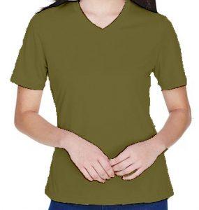 דרייפיט נשים ירוק זית
